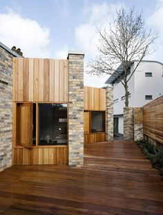 Small House in Highbury (by Studio54). / The Green Life <3