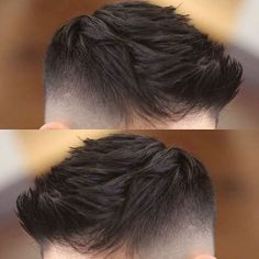Loving this textured messy dry look ☝️Wax, Putty or Clay? What do you think? #GroomUp #Theguybar