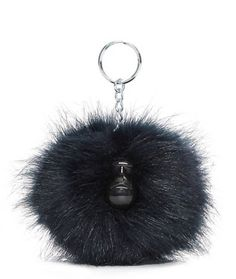 Soft and fuzzy, made with faux fur (of course!), this playful accessory is a must-have for anyone looking to add a touch of personality to their every day. Kipling Monkey, Casual Bags, Faux Fur, Drop Earrings, Accessories, Monkeys, Irene, Handbags, Black