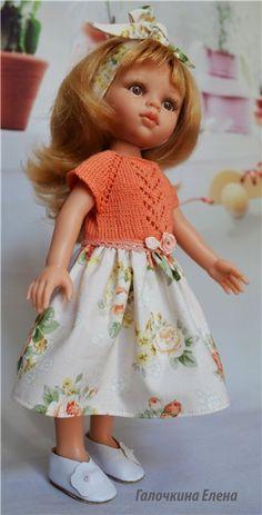 Наряды для любимых кукол Paola Reina. / Одежда для кукол / Шопик. Продать купить куклу / Бэйбики. Куклы фото. Одежда для кукол