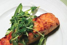 Sugar snap peas and pea         tendrils (the young leaves and shoots of the         snow pea plant) give this dish a double hit         of spring flavor.