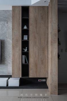 Living Room Tv Unit, Living Room Interior, Home Living Room, Living Room Designs, Modern Interior, Home Interior Design, Interior Architecture, Tv Wall Design, House Design