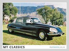 Classic Car For Sale: 1963 Citroen DS 20 ($5800)