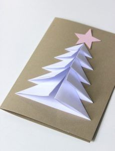 Diy christmas cards 1688918599161617 - Mr Gift: Ten cute Christmas Tree gift cards Source by wonsunhee Christmas Tree With Gifts, Diy Christmas Cards, Noel Christmas, Handmade Christmas, Christmas Ornaments, Origami Xmas Cards, Simple Christmas, Origami Christmas Tree Card, Christmas Paper