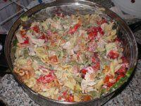 zdravý lehký salát aji pro děti :-)