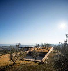 Bulgari Winery in Southern Tuscany
