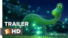 The Good Dinosaur Official Trailer Pixar Movies, All Movies, Family Movies, Movies To Watch, Movies Online, The Good Dinosaur, Dinosaur Movie, Free Trailer, Hd Trailers