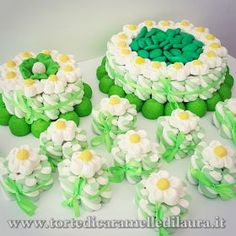 Candy Buffet Green