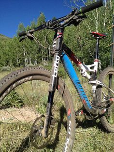2013 Cannondale Lefty Suspension Kork