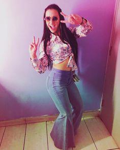 Bell Bottom Pants, Bell Bottoms, Wide Leg Jeans, Denim Jeans, Flare Jeans, Women Wear, Female, Spring, Clothing Styles