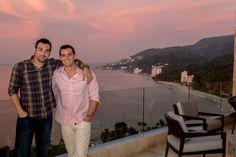 John Colaneri & Anthony Carrino Anthony Carrino, Kitchen Cousins, Undercover, Hgtv