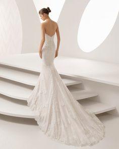 a958325e58f ABRIL - 2018 Bridal Collection. Rosa Clará Collection
