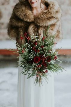 The Hottest Winter Wedding Ideas and Trends | TheKnot.com