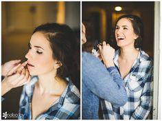 Wedding: John & Victoria // San Dieguito County Park, Del Mar, CA » Analisa Joy Photography // wedding makeup, bridal makeup