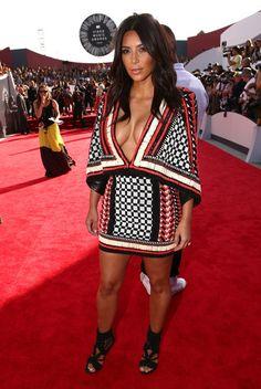 Kim Kardashian Photos: 2014 MTV Video Music Awards - Red Carpet