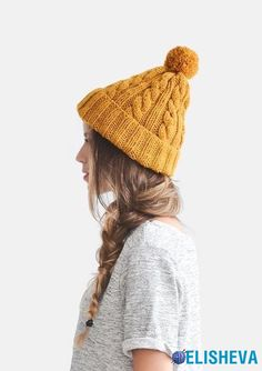 Модные вязанные шапки 2016-2017. Что выбираешь ты? | Блог elisheva.ru