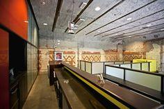 DogA / JSA  Architects: Jensen & Skodvin Arkitektkontor Location: Oslo, Norway Construction 2002-2004 Client: Aspelin Ramm / Norwegian Design and Architecture Centre