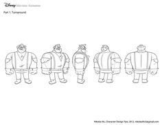 Nikolas Ilic: Designer / Visual Development Artist | Studio Tests