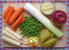 wegańsko, bezglutenowo, z doświadczenia własnego. Celery, Carrots, Vegetables, Food, Veggie Food, Vegetable Recipes, Meals, Veggies, Carrot
