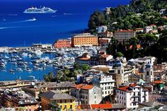 Santa Margherita Ligure located in the Italian Region of Liguria.
