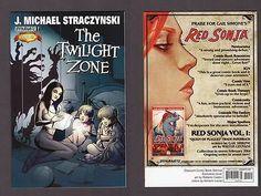 TWILIGHT ZONE Comic Book #1 Dynamite 2013 Straczynski NEW UNREAD Castro Cover