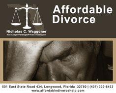 Uncontested Divorces starting at $300.00. Nicholas Waggoner www.affordabledivorcehelp.com | (407) 339-8433 | nicholaswaggoner.com | twitter.com/NCWaggoner | www.linkedin.com/pub/nicholas-waggoner/bb/70b/a62 | plus.google.com/u/0/105652893257452551022/posts