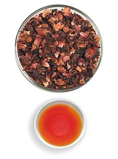 Blood Orange Fruit Tisane Loose Leaf