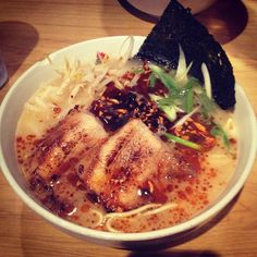 Totto Ramen - everyone loves a good hole in the wall