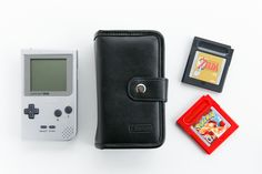 Official Gameboy Handheld Console Card Holder Wallet *SECOND*