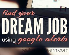 Did you know that Google Alerts is an awesome, completely free tool that can actually help you find a work at home job? This post has some tips for getting it set up on your computer, helping to ensure that you don't miss out on the home job postings that would be a fit for you. All you need to use it is a Gmail account (free), and you can begin getting alerts right away. #ComputerVirusHelp