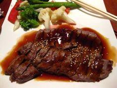Teriyaki Steak - Crock Pot Recipes - Crock Pot