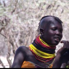 Tribal beauty!