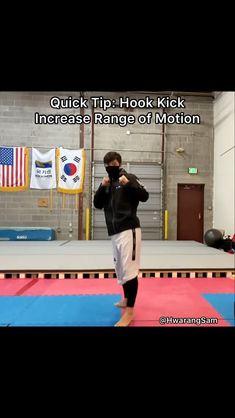 Muay Thai Martial Arts, Martial Arts Workout, Martial Arts Training, Mixed Martial Arts, Fight Techniques, Martial Arts Techniques, Self Defense Techniques, Taekwondo Techniques, Kickboxing Workout