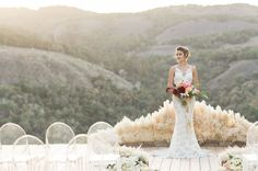 This Wedding Inspiration Editorial is Breathtaking. Carmel Valley Ranch. . Source: Christine Cater.com