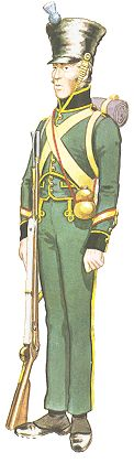 Sergeant, 2nd Nassau Regiment