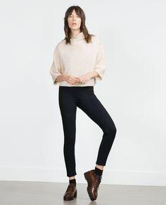 BODY SHAPING LEGGINGS - Trousers - WOMAN | ZARA United Kingdom