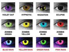 bf787b9b09 13 Best Halloween Contact Lenses images