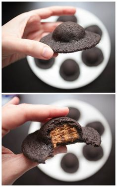 DIY X Files UFO Cookies from The Sugared Nerd.The Sugared Nerd and Food in Literature have become 2 of my favorite food sites for interesting, one of a kind desserts and recipes. The DIY X Files UFO...