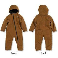 Carhartt Baby Snowsuit