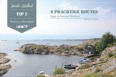 Laat je inspireren door deze zes routes die je naar de mooiste plaatsjes langs de Zweedse westkust voeren - Touch of Sweden.