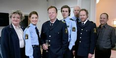 Henning Mankell's Wallander with Swedish actor Krister Henriksson playing the main character Detective, Kurt Wallander, Mystery Tv Shows, My Babysitter, English Village, New Series, Movie Characters, Favorite Tv Shows, Movie Stars