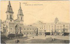 CADIZ - 1917