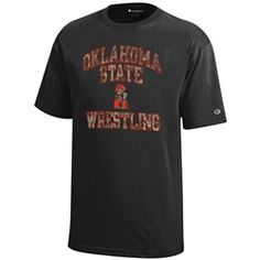 Oklahoma State Cowboys Wrestling Apparel Blue Chip Wrestling 5cc5b21b8