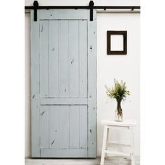 Dogberry Country Vintage 82-inch Barn Door