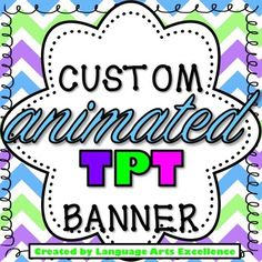 If you have been looking for a way to elevate the professionalism and look of your TPT store, you have come to the right place! We specialize in creating quote box banners customized exclusively for teacherspayteachers sellers.The process is quite simple.