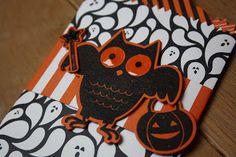 Bloghop vom Team Stamping Art  #rheinmainstampin #halloween #howl-o-ween #einladung #karte #TeamStampingArt