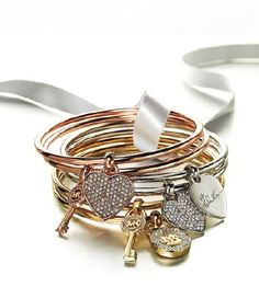 Love these Michael Kors bangles