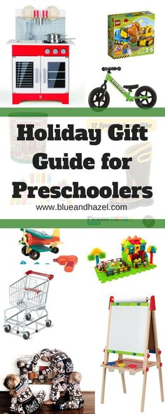 Here are things my 3 and 5 year old either love or would go nuts over! Over 15 products on here that focus on creativity and imaginative play.  I especially focus on gifts that work well for years and buildable toys.