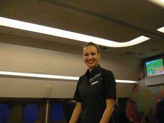 Air Hostess Assia by veni markovski