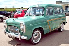 1955 Ford Squire 100E 1.1L  4-cylinder Side-Valve Engine